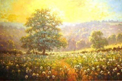 A New Day Dawns ~ James Preston