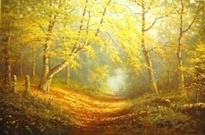 Autumn Shades ~ James Preston