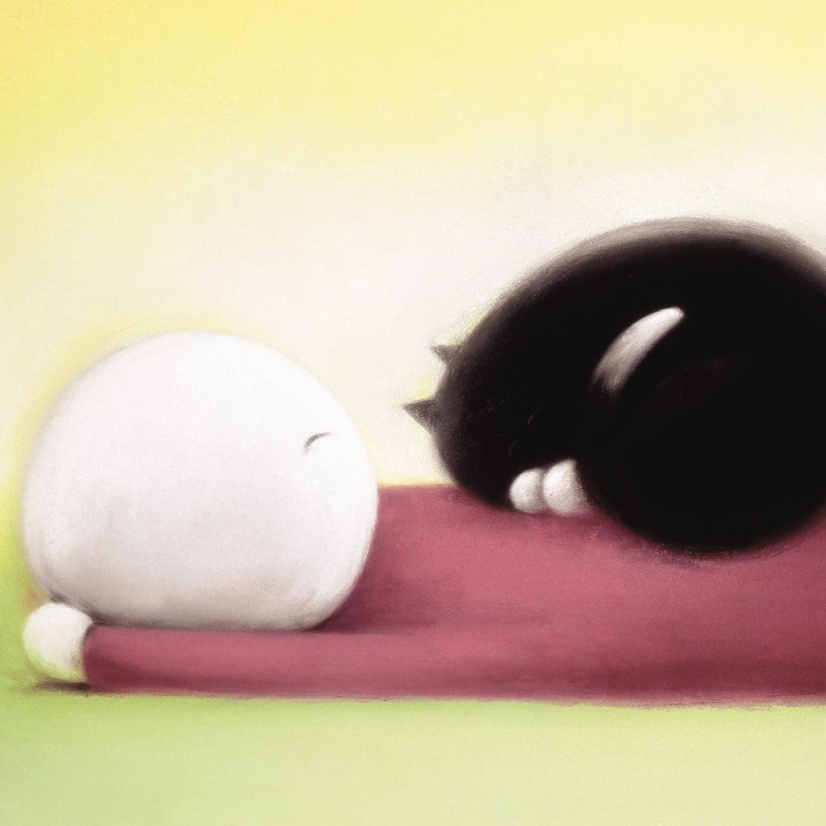 Catnap ~ Doug Hyde