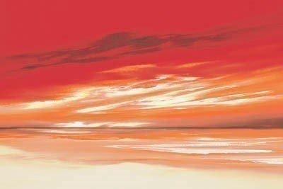 Crimson contours iii ~ Jonathan Shaw