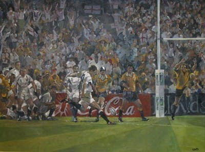 Deliverance countersigned by jonny wilkinson ~ Sherree Valentine Daines