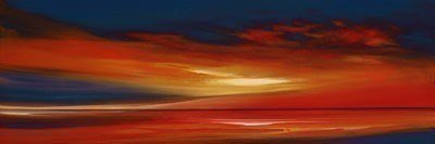 Eastern skies ii ~ Jonathan Shaw