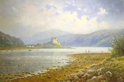 Eilean Donan Castle ~ James Preston