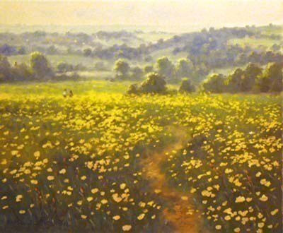 Fields of gold ~ James Preston