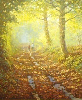 Forest Trail ~ James Preston