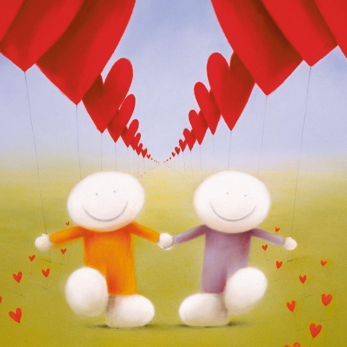 Happy in Love ~ Doug Hyde