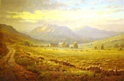 Highland Pastures ~ James Preston
