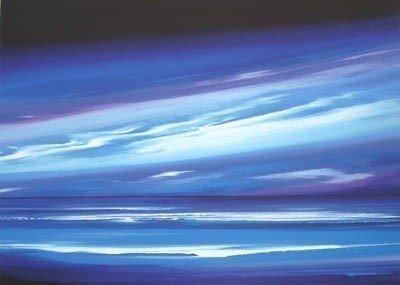 Indigo Skies III ~ Jonathan Shaw