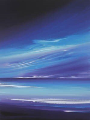 Indigo skies i ~ Jonathan Shaw