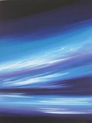Indigo skies ii ~ Jonathan Shaw