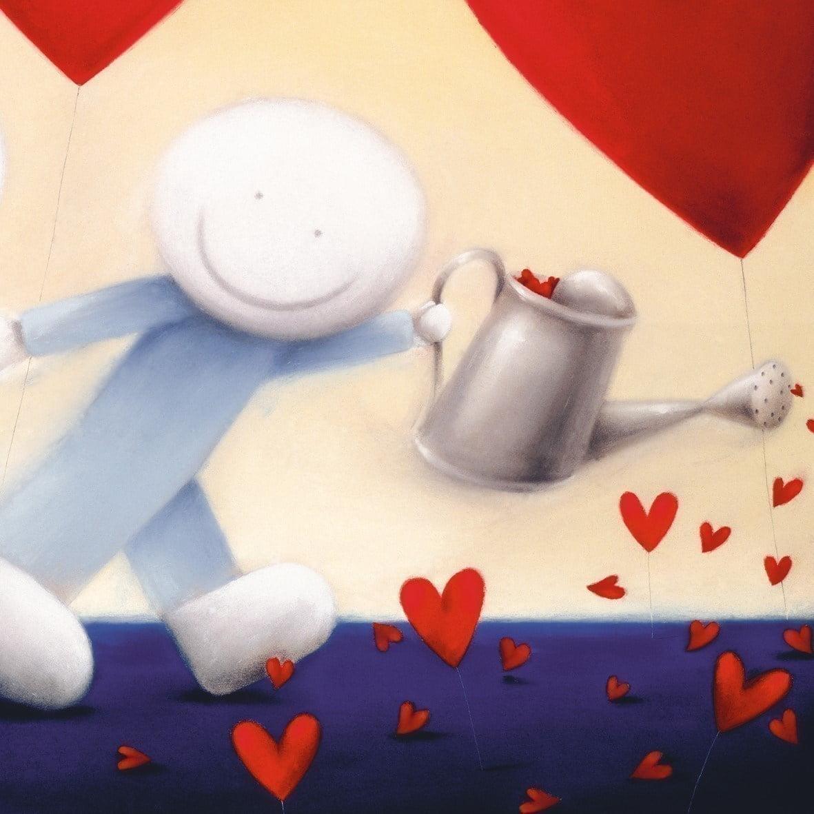 Love Keeps Growing ~ Doug Hyde
