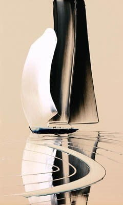 Mirrored Waters I ~ Duncan MacGregor