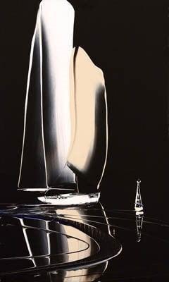 Mirrored Waters II ~ Duncan MacGregor