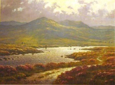 Rannoch Moor ~ James Preston