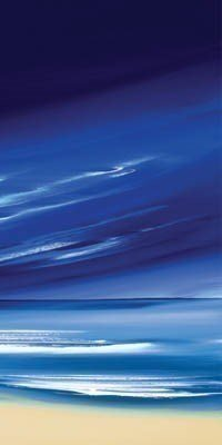 Sapphire Skies II ~ Jonathan Shaw