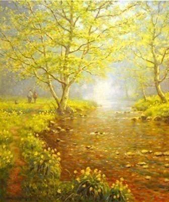 Shades of Spring ~ James Preston