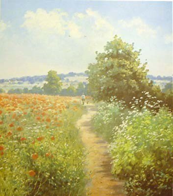 Summer Stroll ~ James Preston