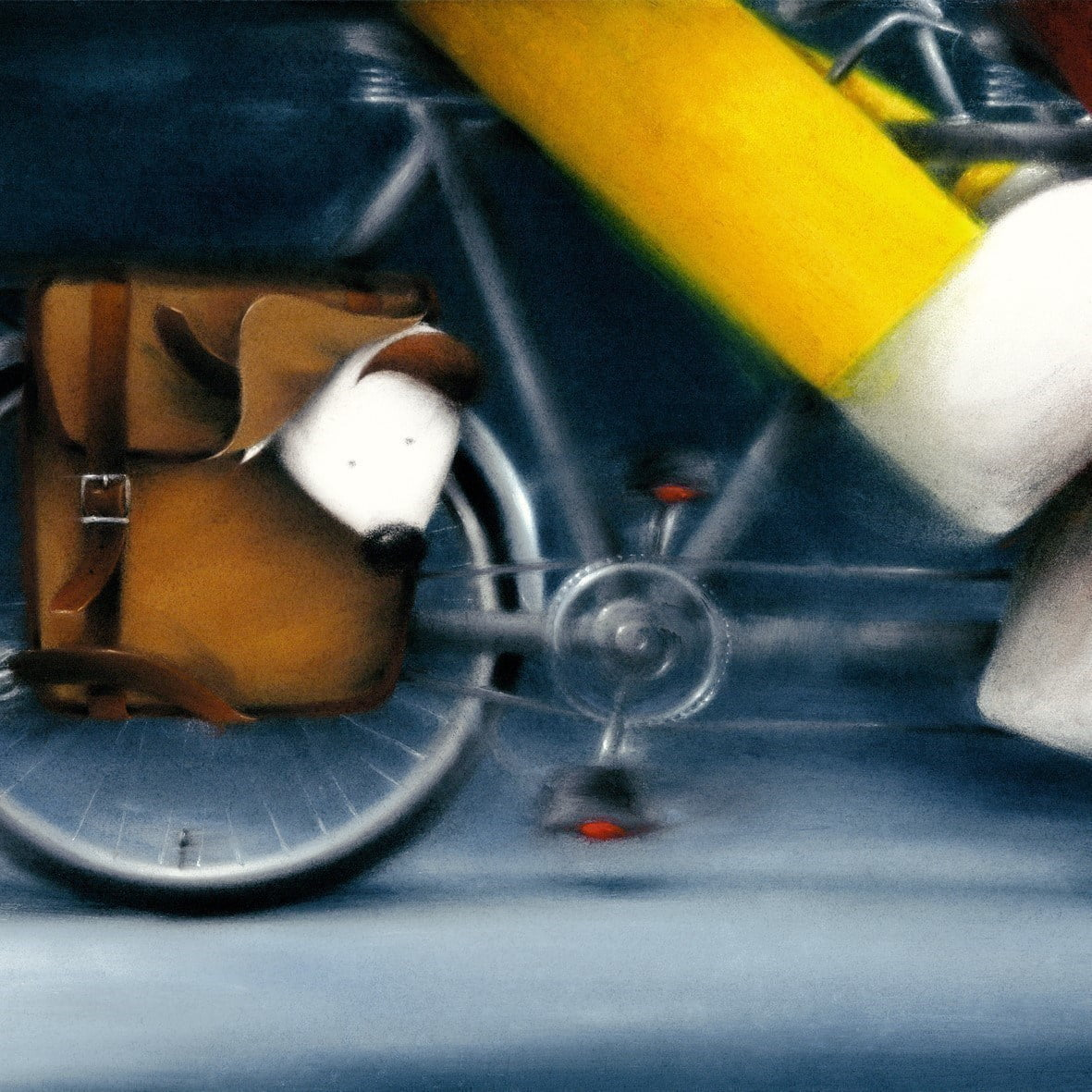 The Stowaway ~ Doug Hyde