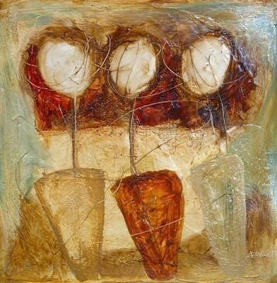 Trio Blanc ~ Emilija Pasagic