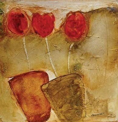 Trio Rouge ~ Emilija Pasagic
