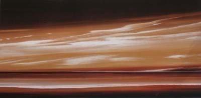 Umber Skies II ~ Jonathan Shaw