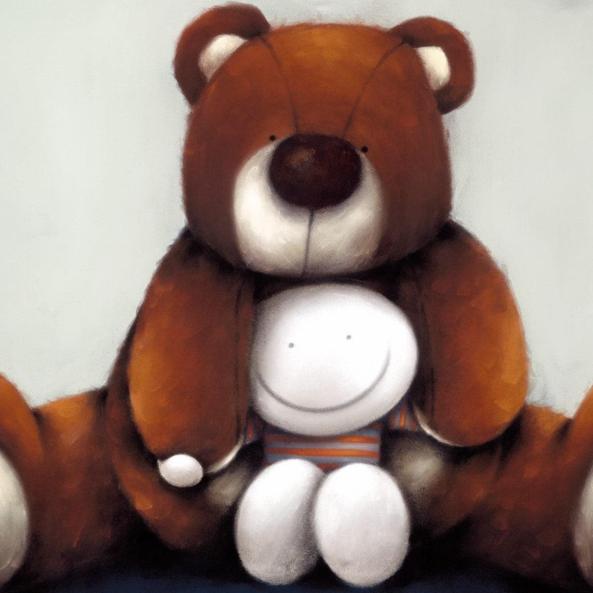Bear Hug ~ Doug Hyde