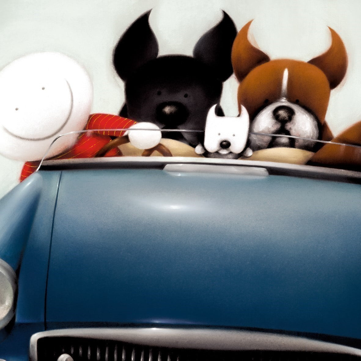 Boy Racers ~ Doug Hyde