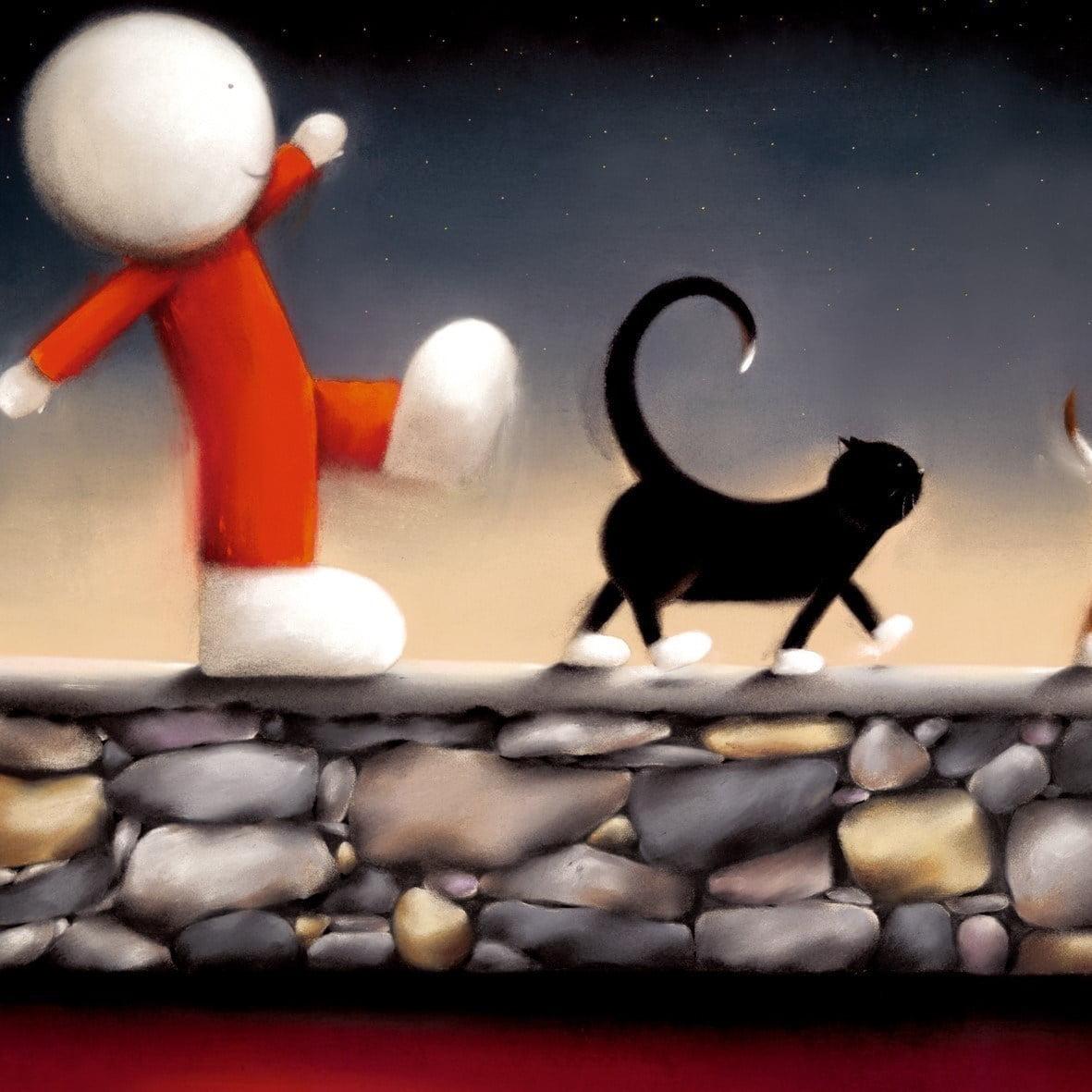 Show Me The Way To Go Home ~ Doug Hyde