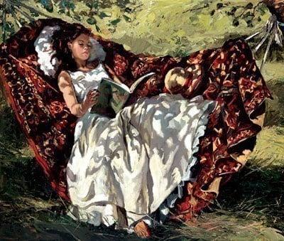 Lazy days ~ Sherree Valentine Daines