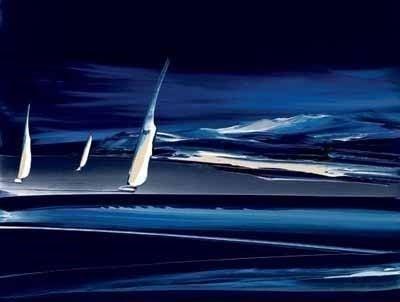 Into the Blue I ~ Duncan MacGregor