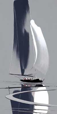 Silver Shadows I ~ Duncan MacGregor