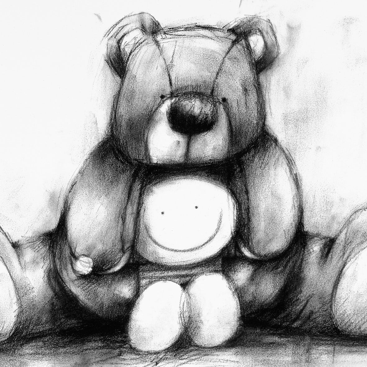 Bear hugs study ~ Doug Hyde