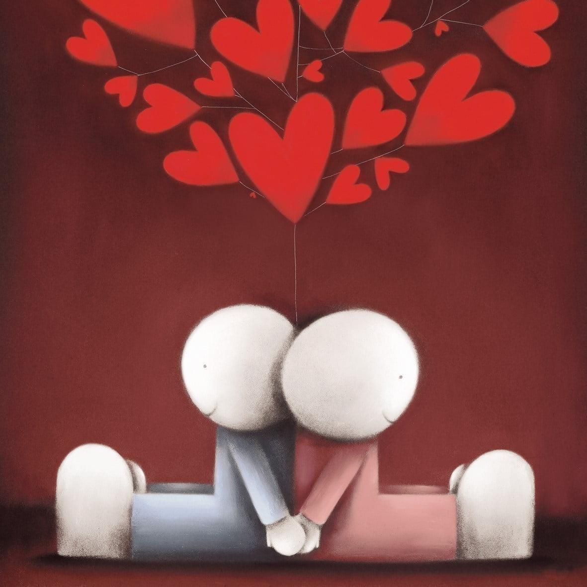 Hearts and smiles ~ Doug Hyde