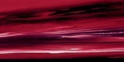 Magenta Skies II ~ Jonathan Shaw