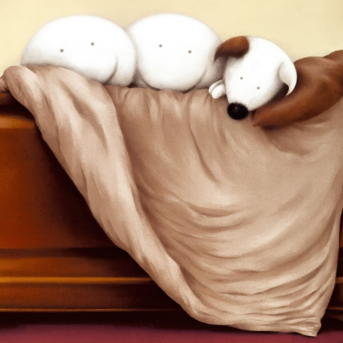 Any room for me ~ Doug Hyde