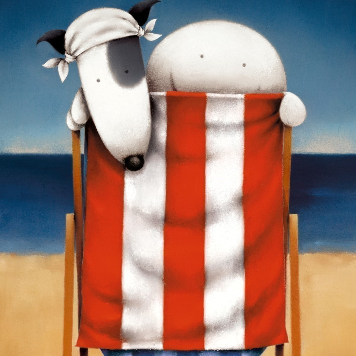 Brits Abroad ~ Doug Hyde