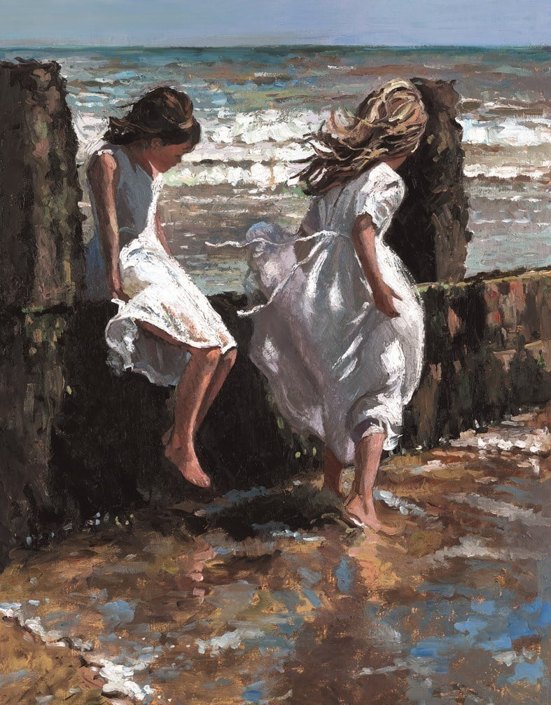 Sea breeze ~ Sherree Valentine Daines