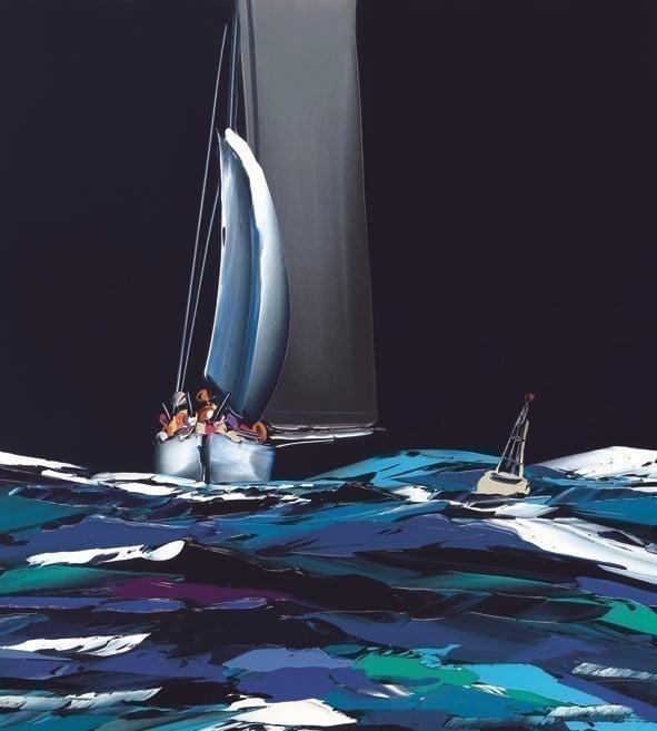 Breaking waves i ~ Duncan MacGregor