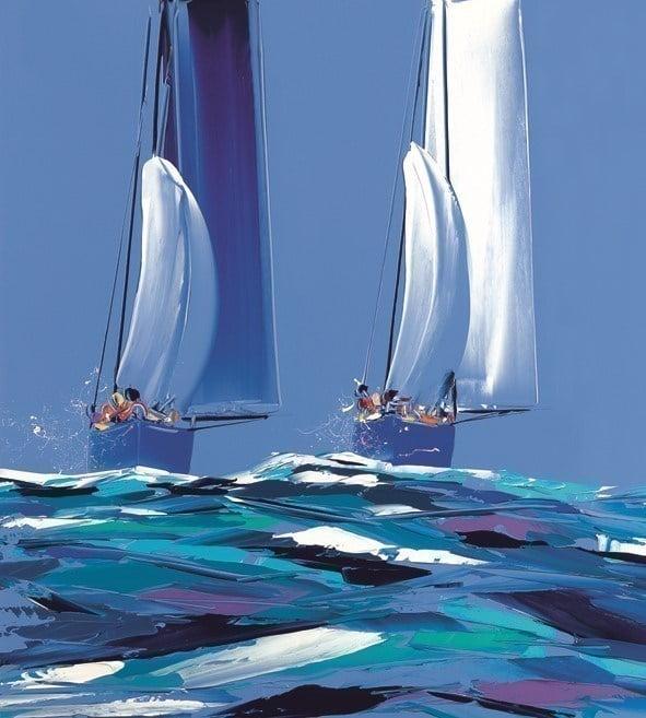 Breaking waves ii ~ Duncan MacGregor