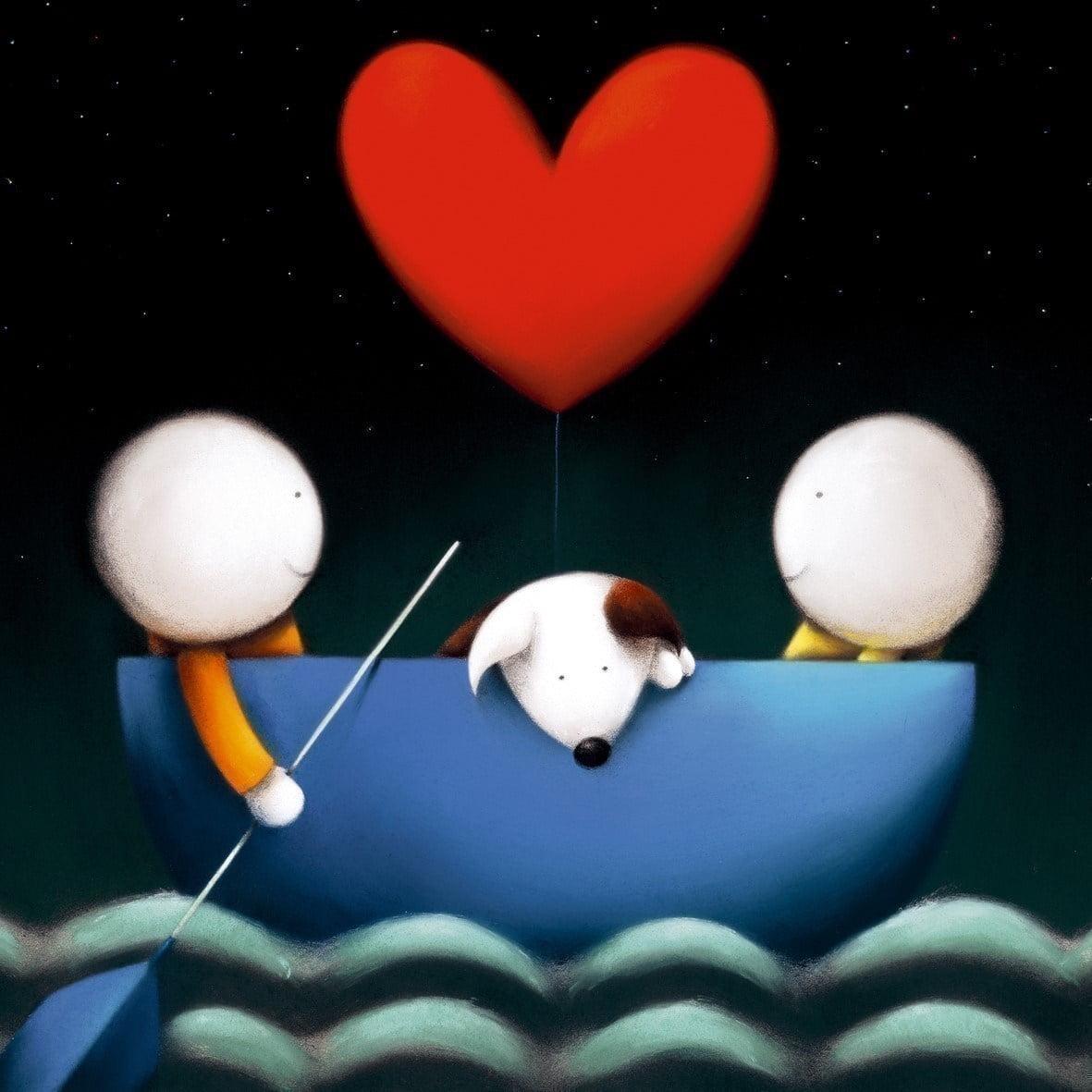 Increasing love ~ Doug Hyde