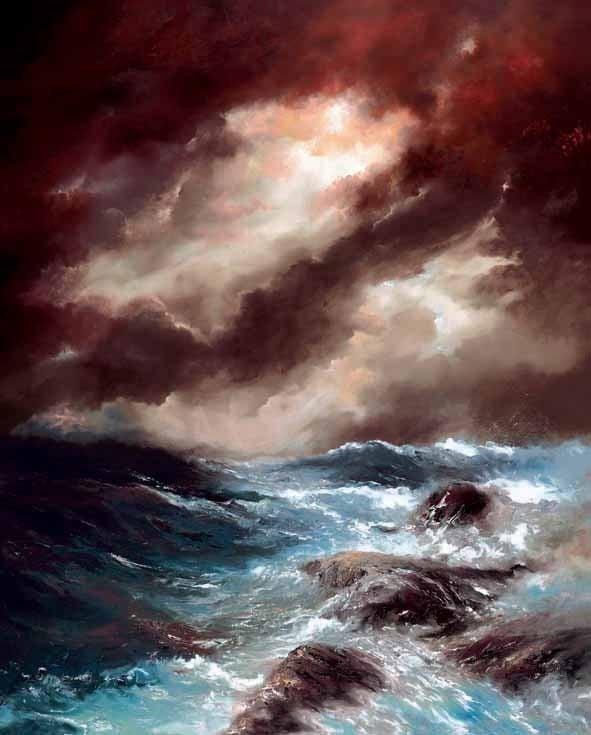 Odyssey ~ Philip Gray