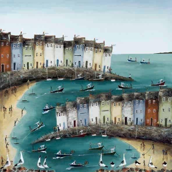 Sail away - lardner ~ Rebecca Lardner