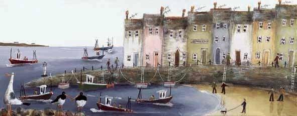 Seafarers III ~ Rebecca Lardner