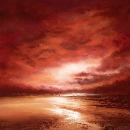 Beach Dawn II ~ Philip Gray