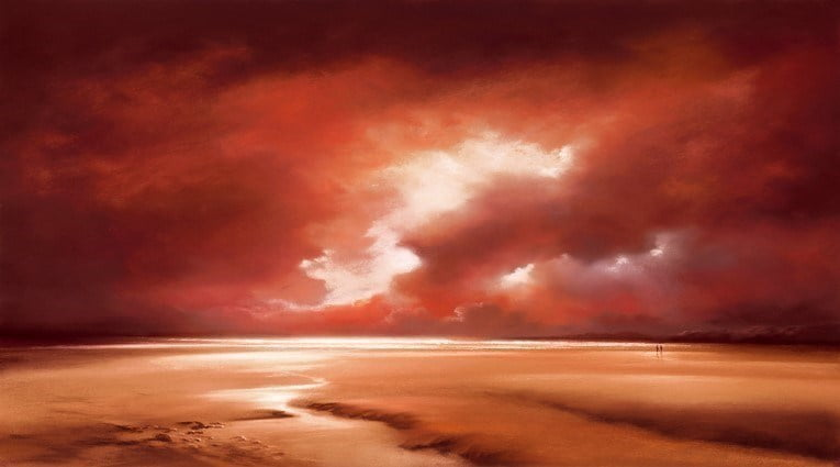 Beach dawn iii ~ Philip Gray