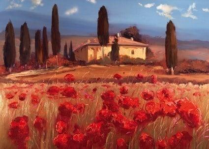 Fiori toscani iii ~ Bruno Tinucci