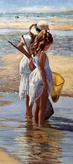 Golden days i ~ Sherree Valentine Daines