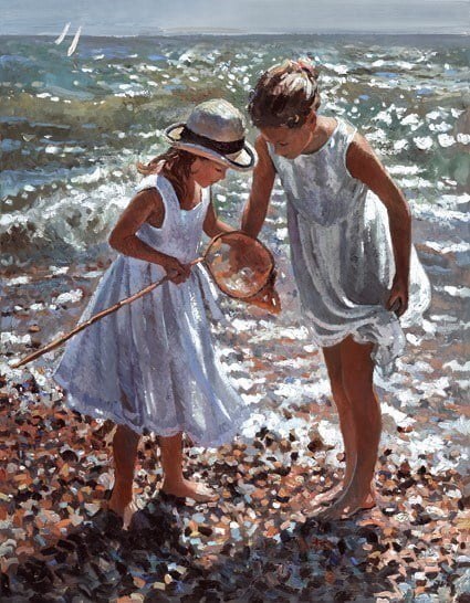 Seaside Adventure ~ Sherree Valentine Daines