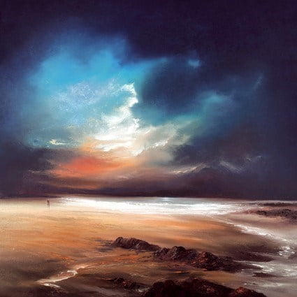 Shore light ii ~ Philip Gray