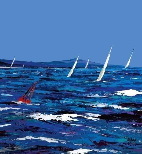 Sparkling seas I ~ Duncan MacGregor